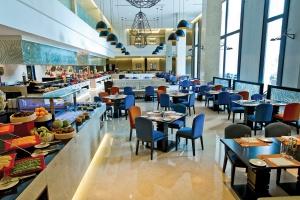 Arabski przepych w hotelowym wydaniu