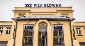 Dworzec Piła Główna jest już nowoczesny