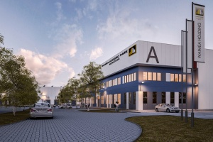 Waimea Logistic Park Korczowa nabiera kształtów