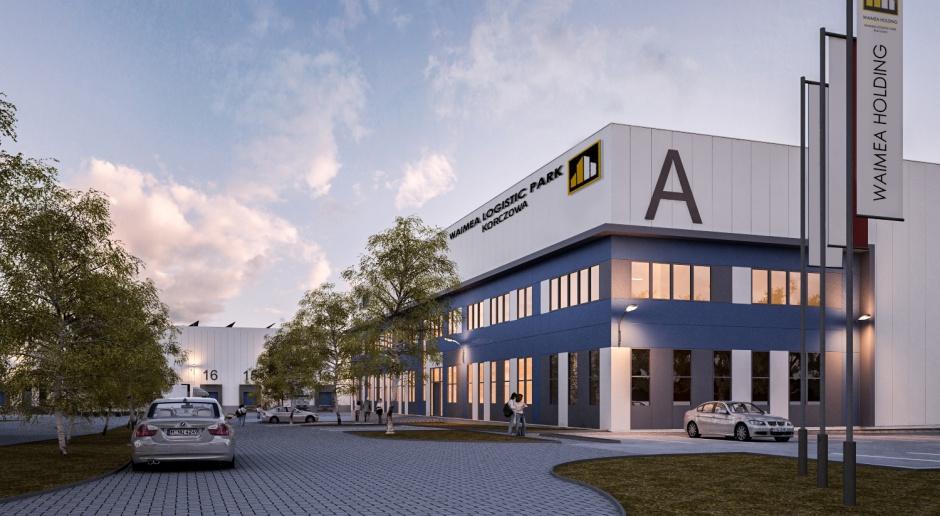Waimea Logistic Park Korczowa według EastWave Design