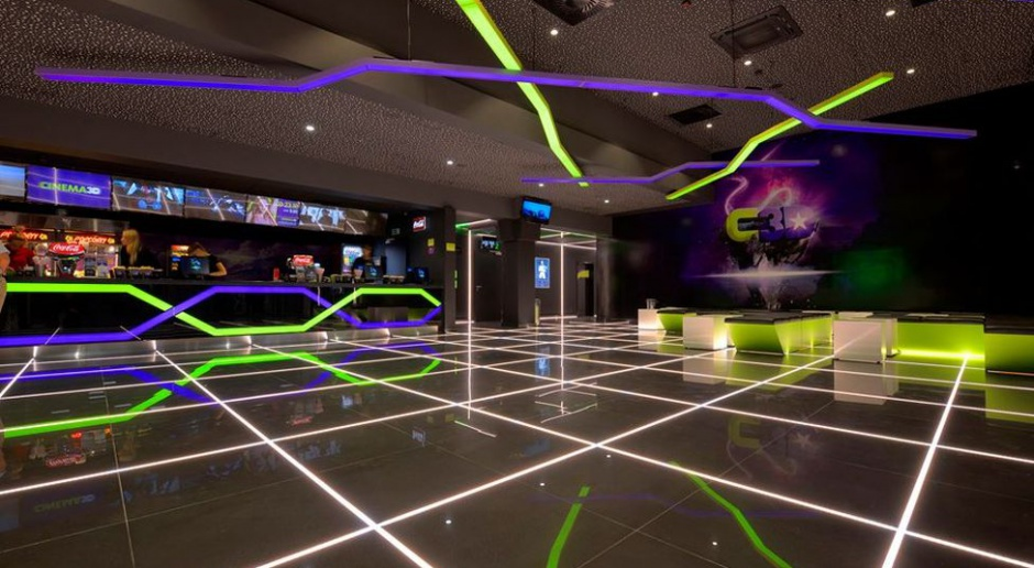 Zobacz kosmiczne kino Cinema 3D w Gorzowie Wlkp.
