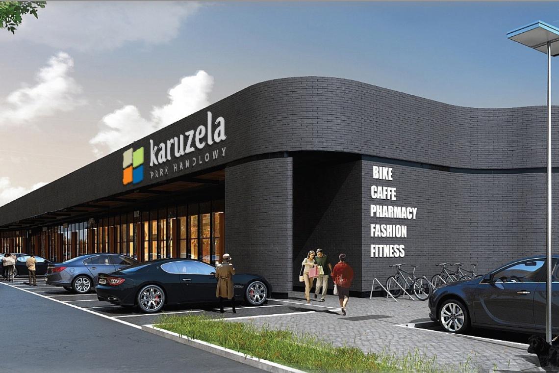 Nowe centrum handlowe w Piasecznie. To projekt Innebo