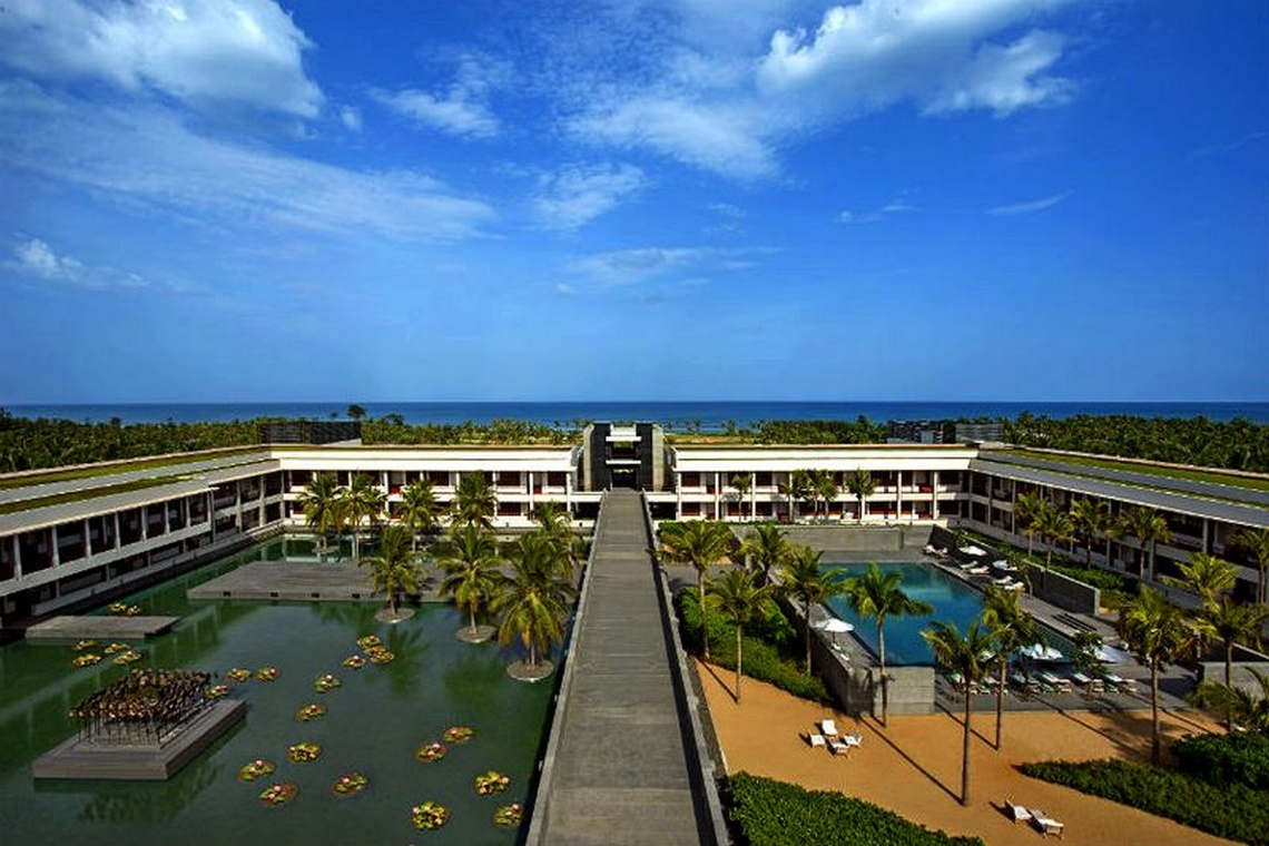 Pierwszy InterContinental Resort w Indiach. To projekt CV Sydney