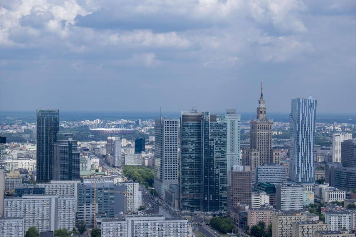 Zmiany w centrum Warszawy. Komfort dla rowerzystów i pieszych