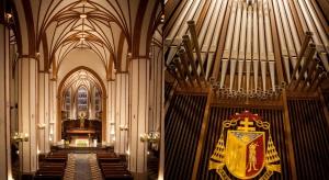 Bazylika św. Jana Chrzciciela w Warszawie – w nowym blasku światła