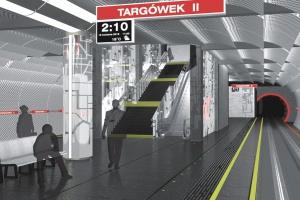 Tak będą wyglądały nowe stacje metra w Warszawie