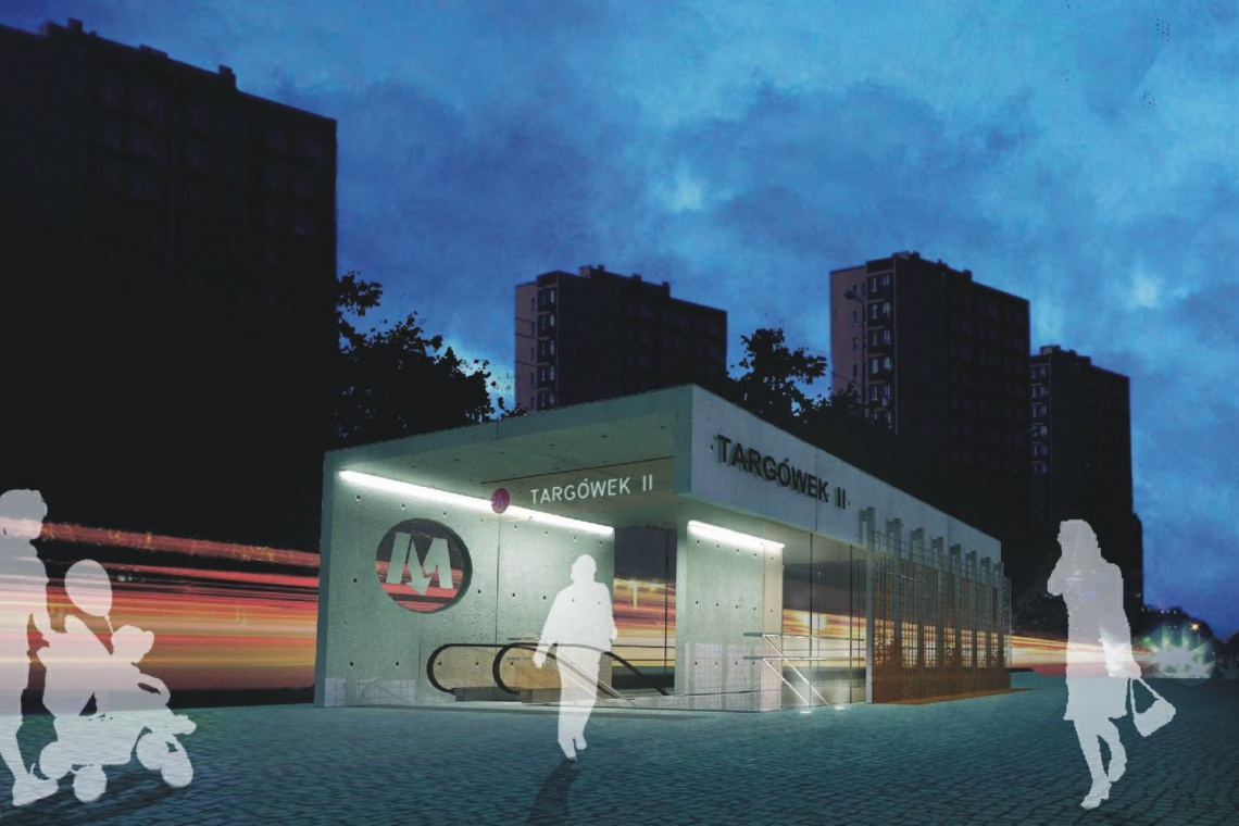 Metro rusza na Targówek. Jest generalny wykonawca II linii metra