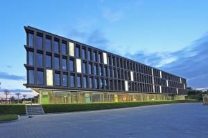 Biurowiec Garden Plaza zmieni się w szpital Lux Med