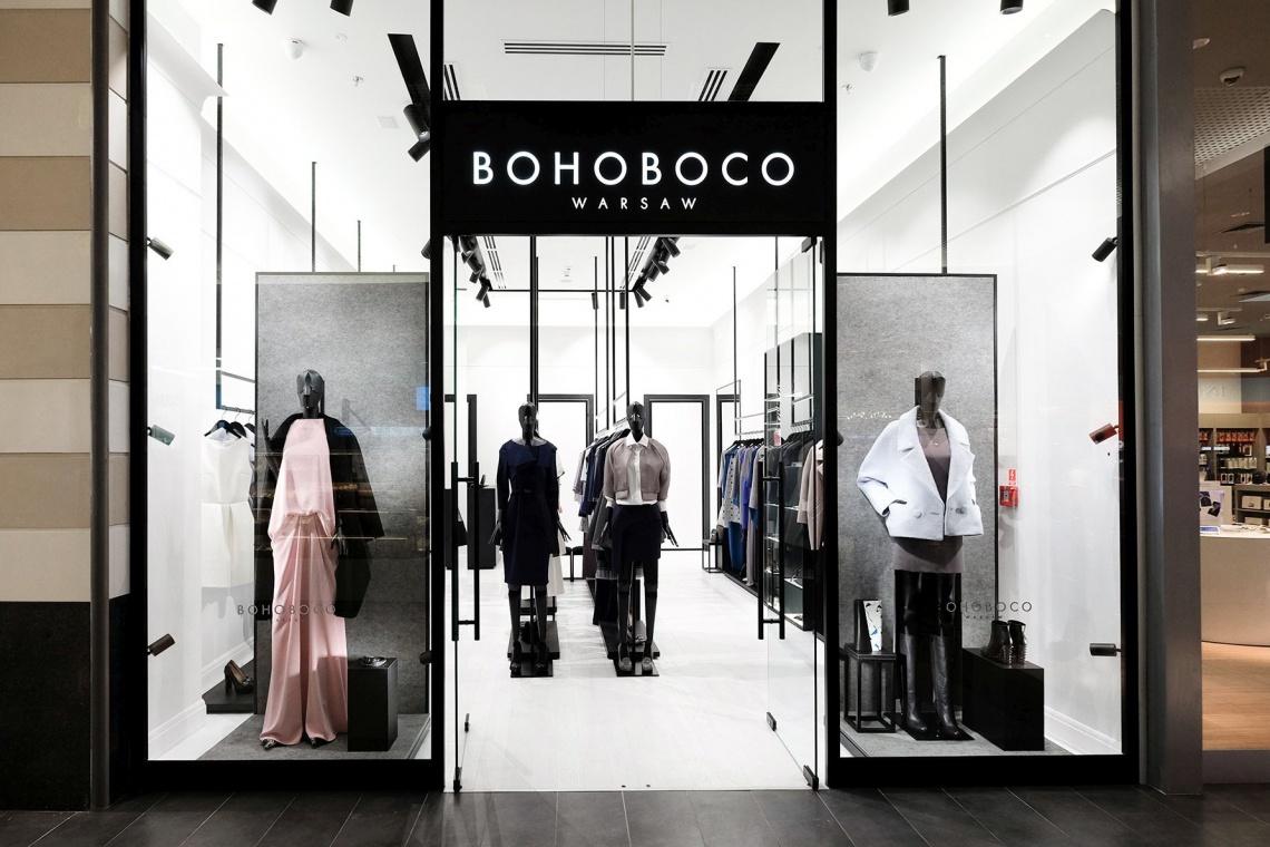 Bohoboco - nowy butik w Silesia City Center już otwarty