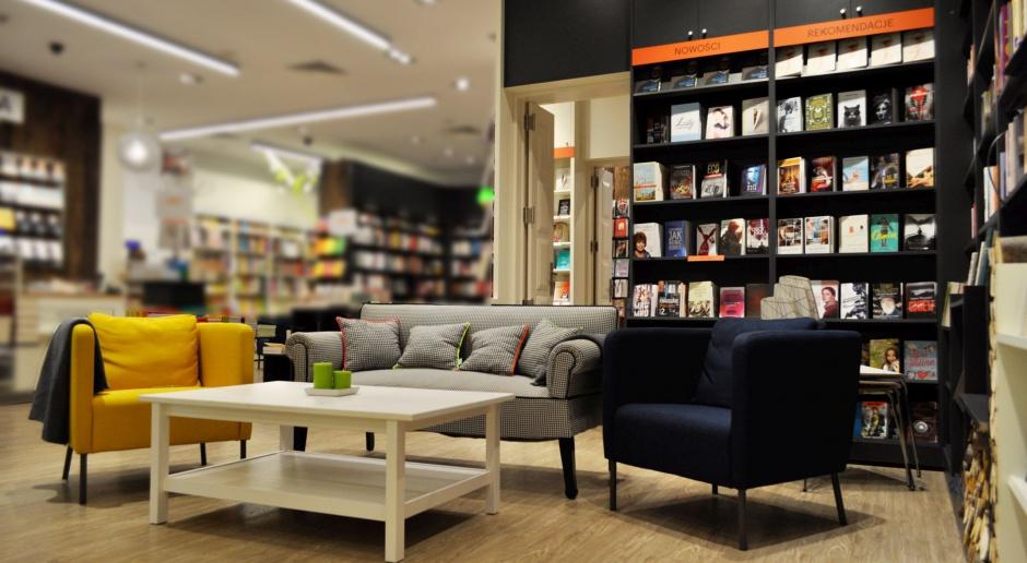 Księgarnia jak mieszkanie
