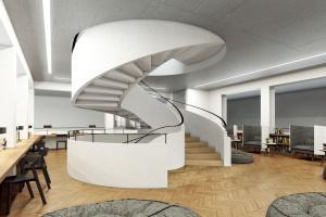 Wirtualny spacer po bibliotece, która powstanie w Mielcu
