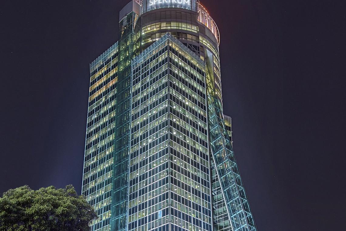 Przestrzeń dla sztuki w Spektrum Tower