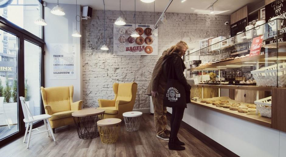 Cupcake Corner Bakery, czyli kawiarnia i cukiernia w jednym