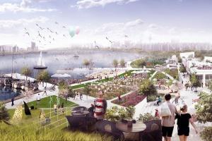 Zielona i przyjazna przestrzeń - taka może być zaniedbana dzielnica w Seulu