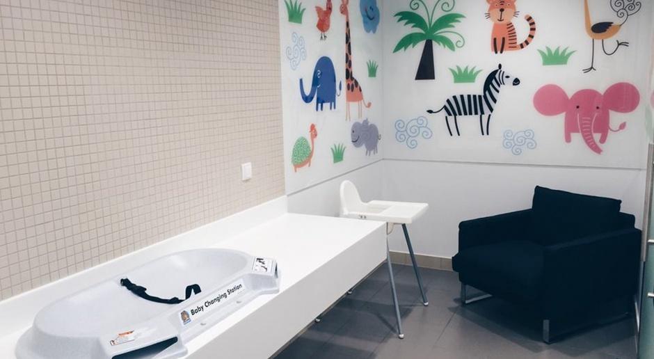 Factory Ursus ma designerski pokój dla mam i dzieci