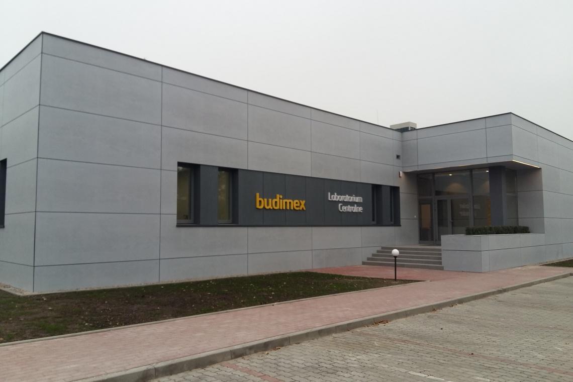 Budimex rozbudował Laboratorium Centralne