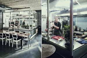 Tam, gdzie łączy się północ z południem - nowa restauracja w Warszawie