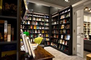 W tej księgarni poczujesz się jak w domu - galeria zdjęć