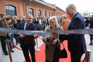 Ferio Wawer uroczyście otwarte. To projekt Kuryłowicz & Associates
