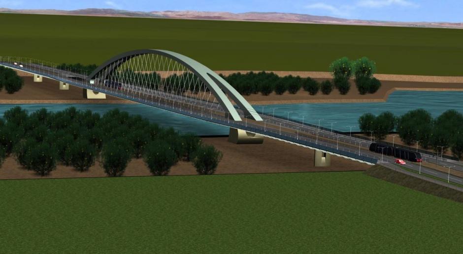 Ruszają prace związane z budową Mostu Krasińskiego