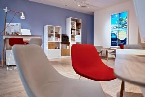 Nowy koncept biur podróży TUI od KDesign Architekci