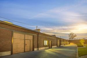 Projekt hali przemysłowej - tu design też ma znaczenie