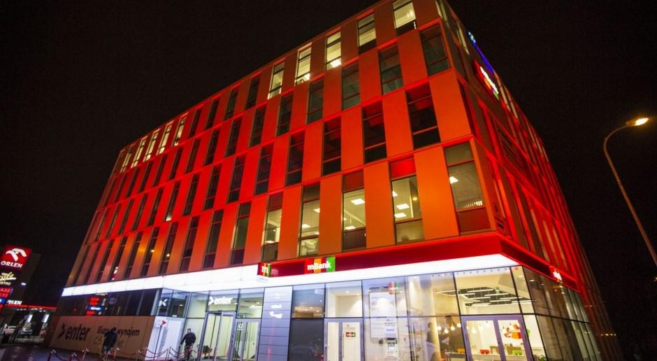 Biurowiec Enter projektu BJK Architekci otwarty