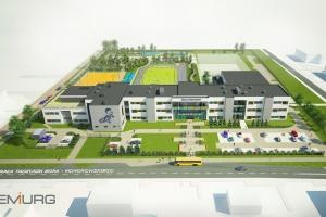 Tak będzie wyglądał kompleks edukacyjny według Demiurg