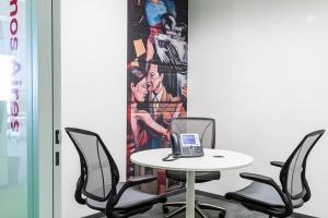 Bene zaaranżowało efektowne biuro dla Moneygram