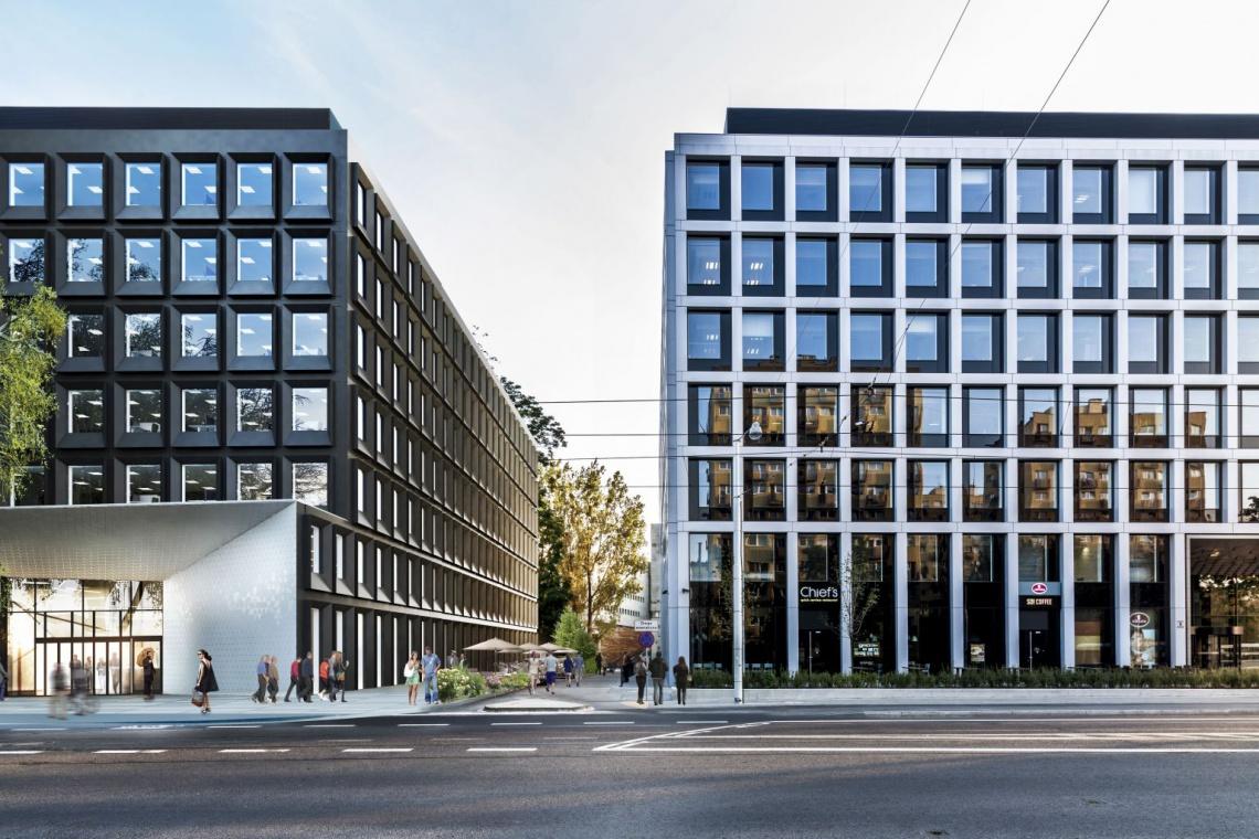 Biurowiec Green 2Day we Wrocławiu projektuje pracownia Maćków