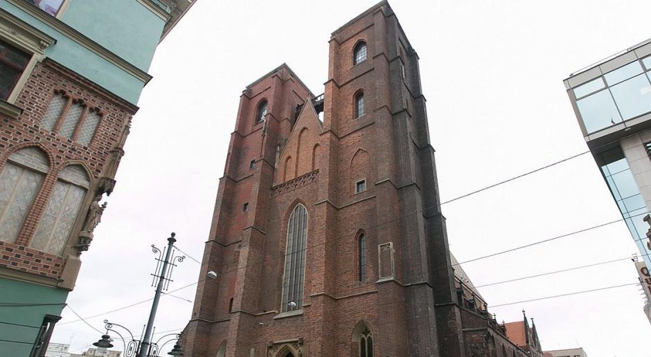 Odrestaurowano gotycki kościół we Wrocławiu