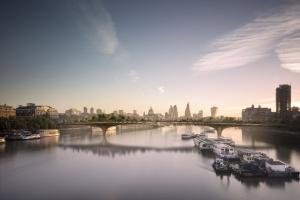Niesamowity Garden Bridge w Londynie zbudują do końca 2018 r.
