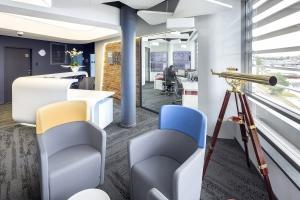 Nowa aranżacja biura SEC to design XXI wieku