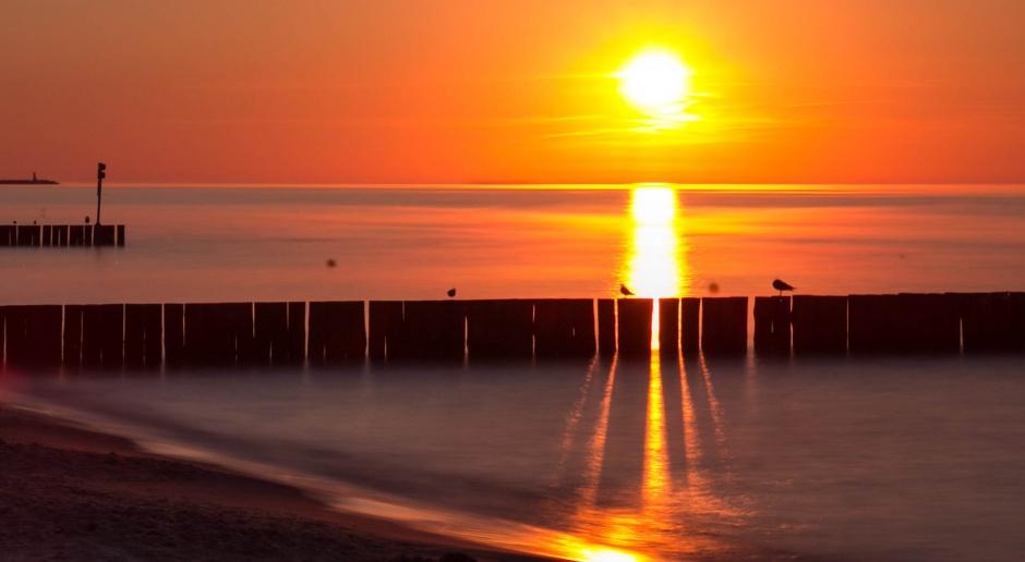 Molo w Kołobrzegu w nowej odsłonie i z iluminacją