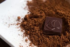 Architekci z kolektywu musk projektują z... czekolady