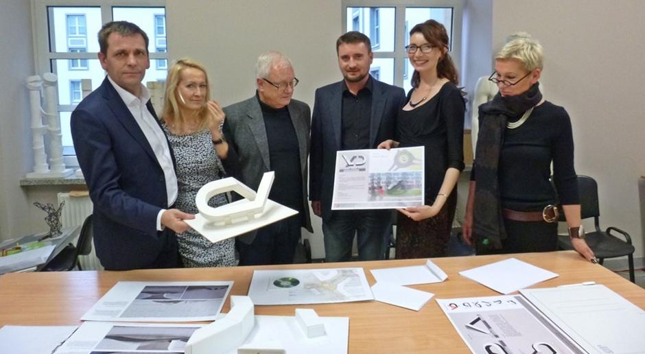 Instalacja jak złudzenie optyczne stanie we Wrocławiu