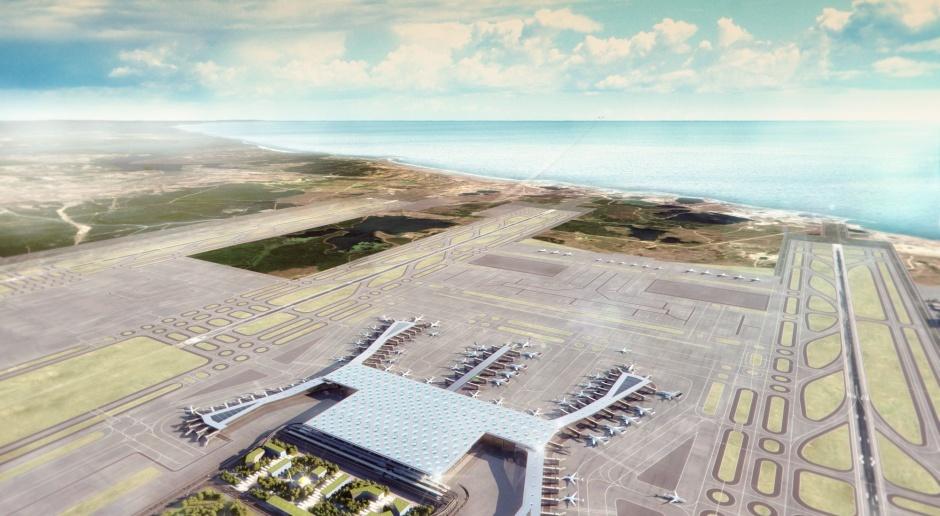 Aecom zaprojektuje największe lotnisko na świecie