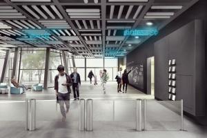 Tak będzie wyglądało nowe wejście do Centrum Nauki Kopernik