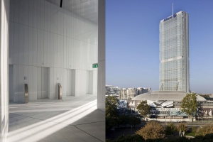 Zakończono budowę niekończącego się wieżowca Allianz Tower