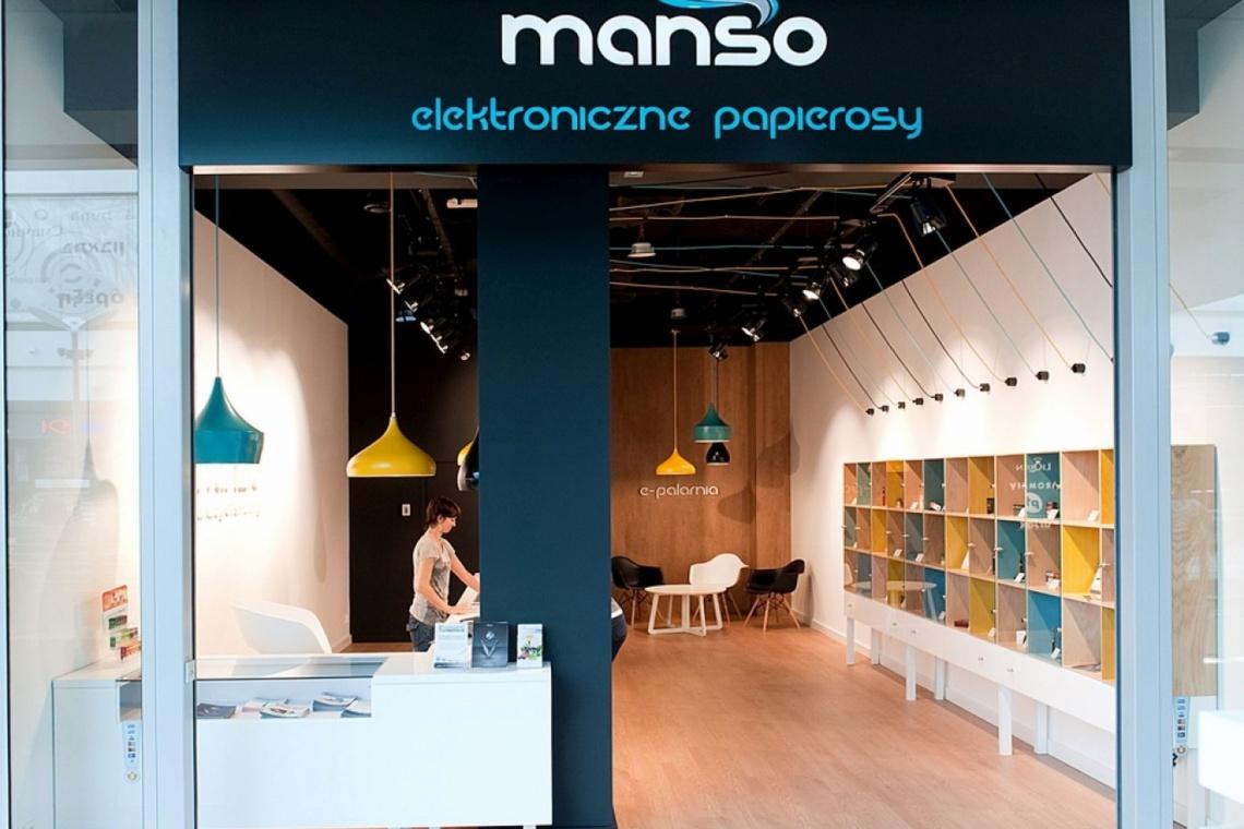 Nowy wizerunek sieci Manso od KDesign Architekci