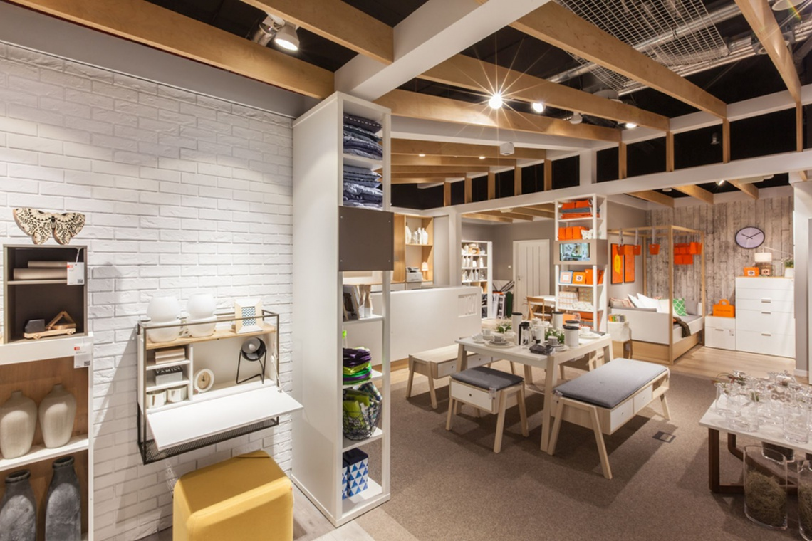 Diametralna zmiana salonów VOX, dzięki mode:lina architekci