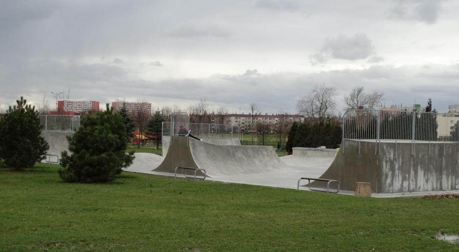 Dwa nietypowe parki powstały w Tychach