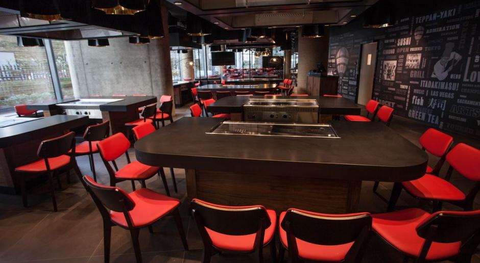 Benihana - oryginalny design restauracji pod lupą
