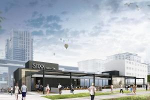 Powstają nowe restauracje u stóp Warsaw Spire