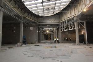 W Galerii Glogovia trwają prace wykończeniowe