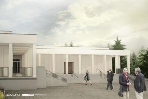 Demiurg odmieni kaplicę na Cmentarzu Łostowice