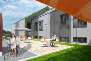 Rozbudowa hotelu Eclipse według projektu Koziarski