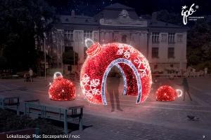 Kraków ma już projekt iluminacji świątecznej od IPB Decoration