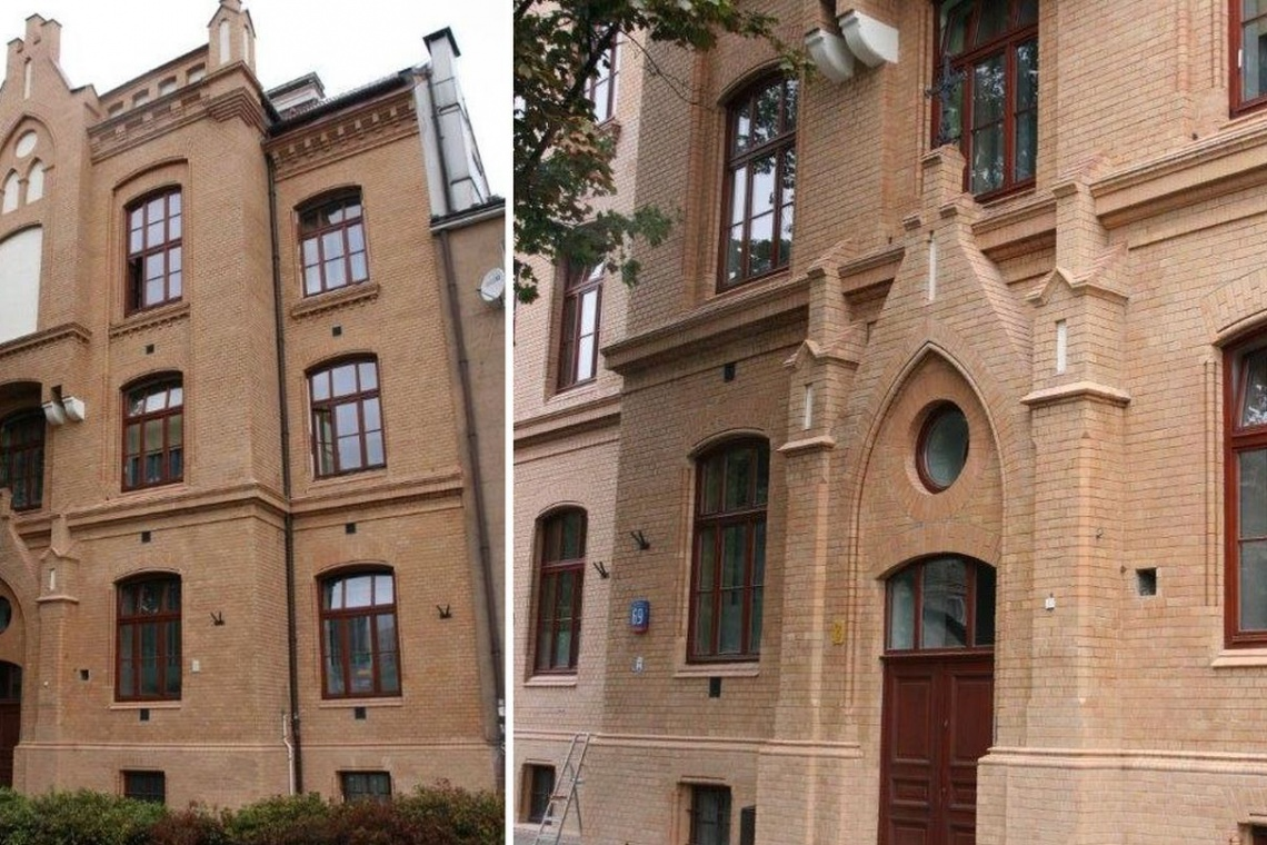 Neogotycki budynek w Warszawie odzyskał blask