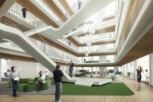 Mikrokosmos nowoczesnej architektury w Holandii